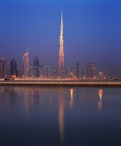 27028597-dubai-skyline-as-seen-from-business-bay-shot-just-before-dawn-the-image-shows-the-tallest-building-i