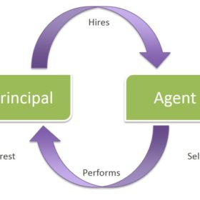 THE PRINCIPAL-AGENT PROBLEM IN SERVICE TO THE CUSTOMER